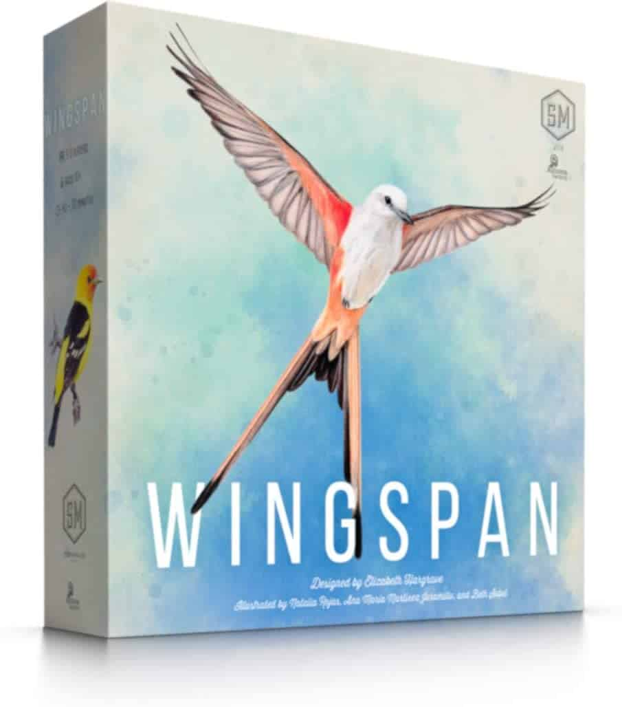 Games Wingspan with Swift Start Pack