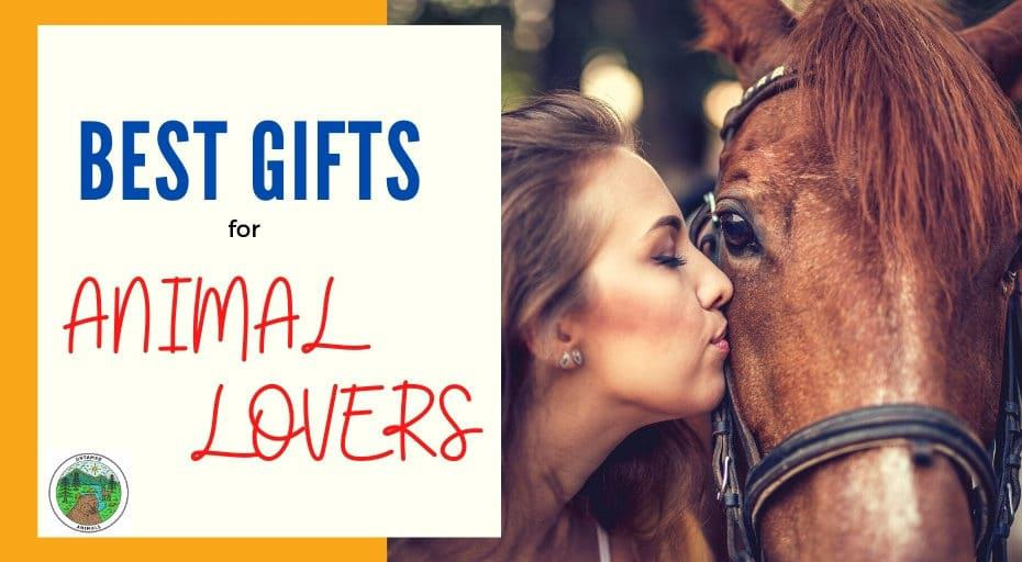 Best gifts for animal lovers