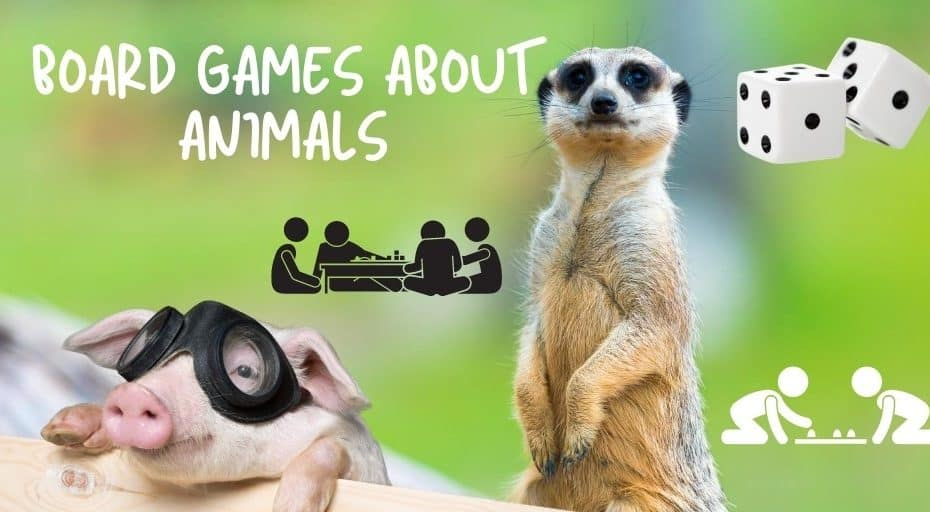 Board games about animals