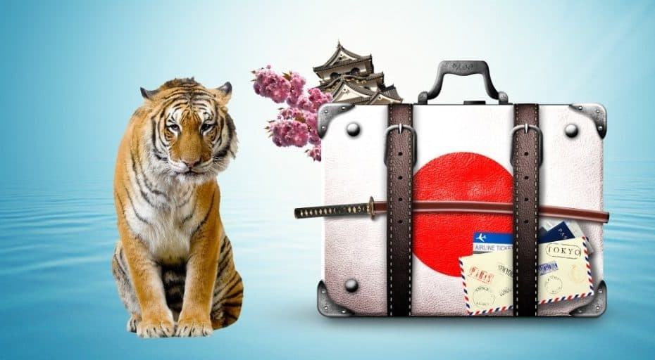 Are There Tigers In Japan?